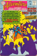 Adventure Comics (1938 Series)