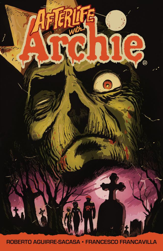 "Afterlife with Archie Volume 01 Trade Paperback (Variant ""Direct Market"" Cover - Francesco Francavilla) (2014)"