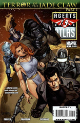 Agents of ATLAS (2009 series) #06-11 [SET] — Volume 02: Turf Wars