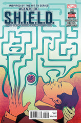S.H.I.E.L.D. (2015 series) #01-6 + ANAD .1 [SET] — Volume 01: The Coulson Protocols