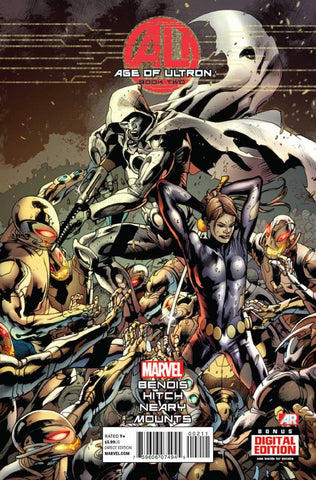 Age of Ultron (2013 Mini-Series) #2
