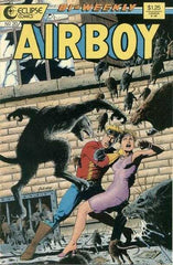Airboy (1986 series) #17-20 [SET] — Volume 04: The 3rd Mission