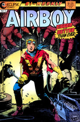 Airboy (1986 series) #07-12 [SET] — Volume 02: Kidnapped!