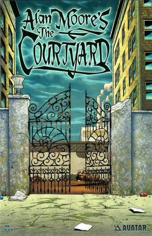 Alan Moore's The Courtyard (2003 micro-series) #1-2 [SET] — Lovecraftian Horrors (All Regular Covers)