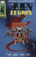 Alien Legion (1984 series) #1-20 [SET] — Long Live the Legion; The Complete Saga