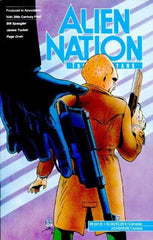 Alien Nation (1990 mini-series) #1-4 [SET] — Volume 01: The Spartans