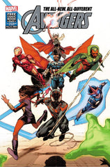 All-New, All-Different Avengers (FCBD 2015) (2015 One-Shot)