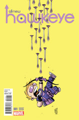 All-New Hawkeye (2015 Series)