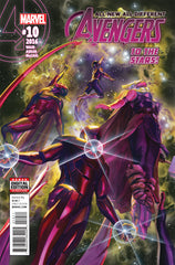 Avengers (2015 series) #09-12 + FCBD 2016 [SET] — Volume 02: Family Business