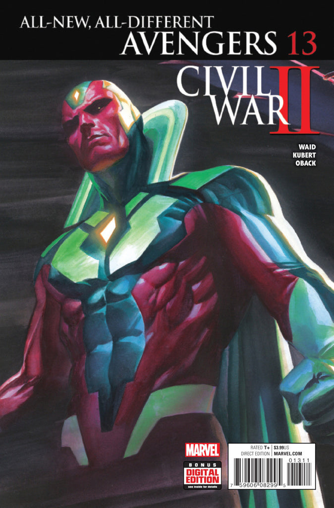 Avengers (2015 series) #13-15 + Annual #1 [SET] — Volume 03: Civil War II