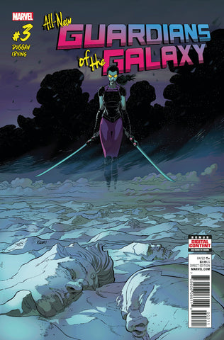 All-New Guardians of the Galaxy (2017 Series) #3 (Regular Cover - Aaron Kuder)