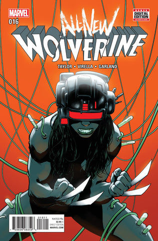 All-New Wolverine (2015 Series) #16