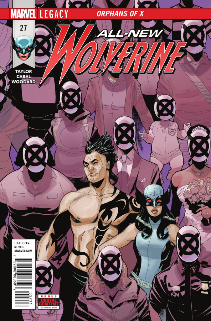 All-New Wolverine (2015 Series) #27