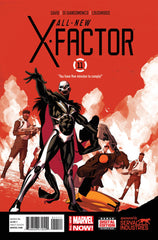 X-Factor (2014 series) #07-12 [SET] — Volume 02: Change of Decay
