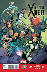 X-Men (2012 series) #18 (A Multi-Title Crossover) [SET] — Volume 04: All Different