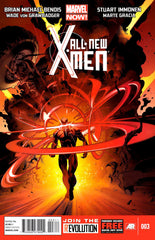 X-Men (2012 series) #01-5 [SET] — Volume 01: Yesterday's X-Men (All Regular Covers)