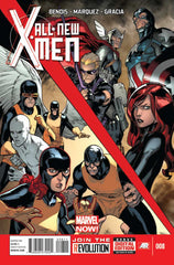 X-Men (2012 series) #06-10 [SET] — Volume 02: Here to Stay