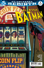 All-Star Batman (2016 series) #01-5 [SET] — Volume 01: My Own Worst Enemy (All Regular Covers)