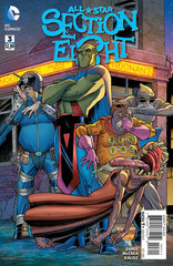 Section 8 (2015 mini-series) #1-6 [SET] — Volume 01: All-Star Section 8