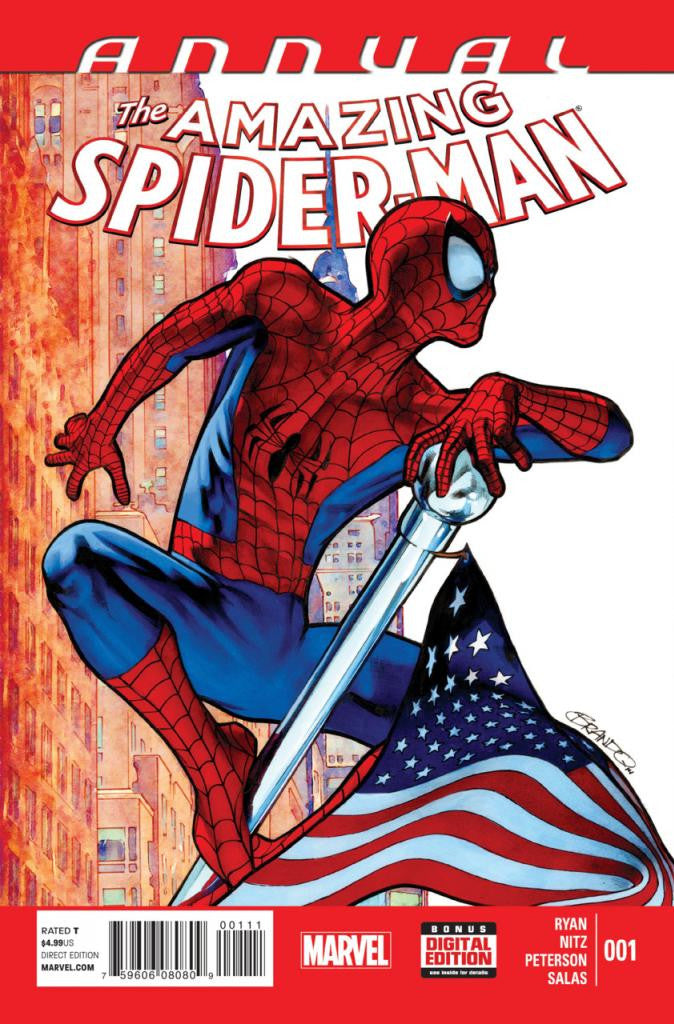 Amazing Spider-Man (2014 Series) Annual #1 (2015)