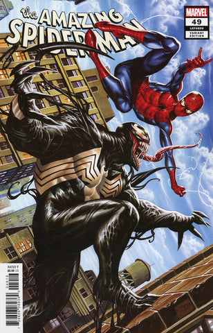 "Amazing Spider-Man (2018 series) #49 (Variant ""Artist"" Cover - Mark Brooks)"