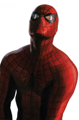 "Amazing Spider-Man (2018 series) #50 (Variant ""Timeless"" Spider-Man Virgin Art Cover - Alex Ross)"
