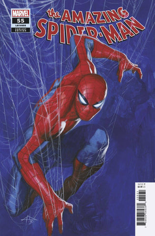 Amazing Spider-Man (2018 series) #55 (Variant Cover - Humberto Ramos)