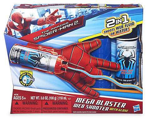 Amazing Spider-Man (Film) – Mega Blaster Web-Shooter with Glove