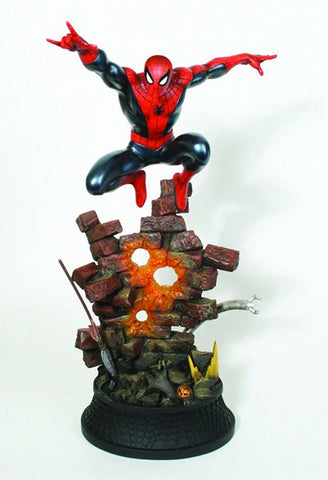 Amazing Spider-Man Full-Size Statue (Action Version)
