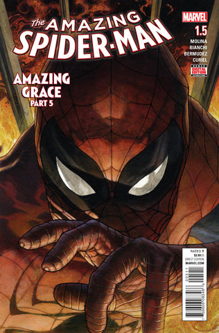 Amazing Spider-Man (2015 Series) #1.5