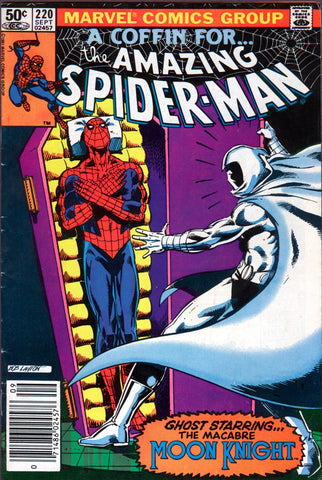 Amazing Spider-Man (1963 Series) #220