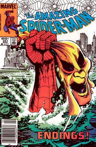 Amazing Spider-Man (1963 Series) #251