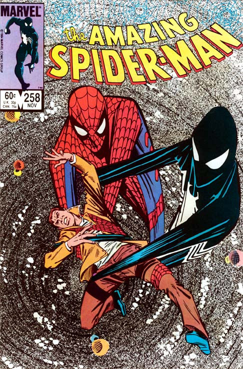 Amazing Spider-Man (1963 Series) #258