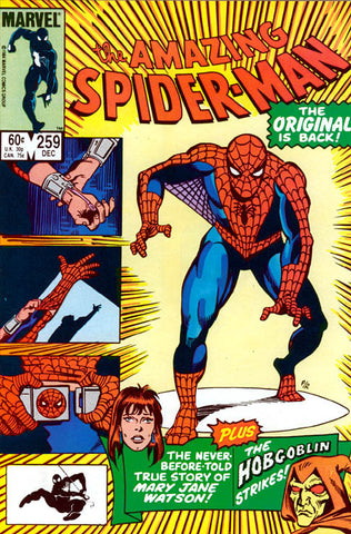Amazing Spider-Man (1963 Series) #259
