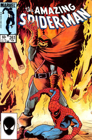 Amazing Spider-Man (1963 Series) #261