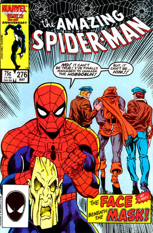 Amazing Spider-Man (1963 Series) #276