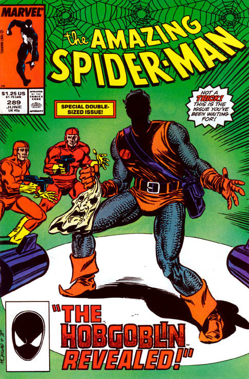 Amazing Spider-Man (1963 Series) #289