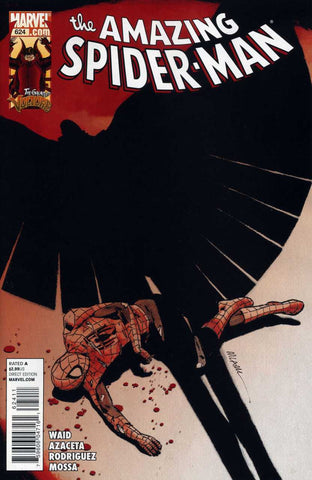 Amazing Spider-Man (1999 Series) #624