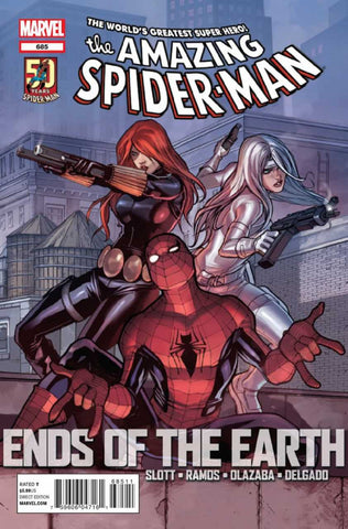 Amazing Spider-Man (1999 Series) #685
