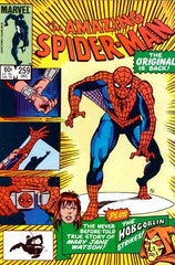 Spider-Man (1963 series) #259-266 [SET] — The Return of the Red and Blue