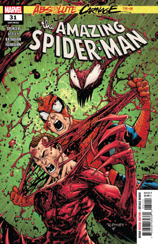 Amazing Spider-Man (2018 series) #31 (Regular Cover - Ryan Ottley)