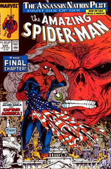 Spider-Man (1963 series) #320-325 [SET] — The Assassination Plot