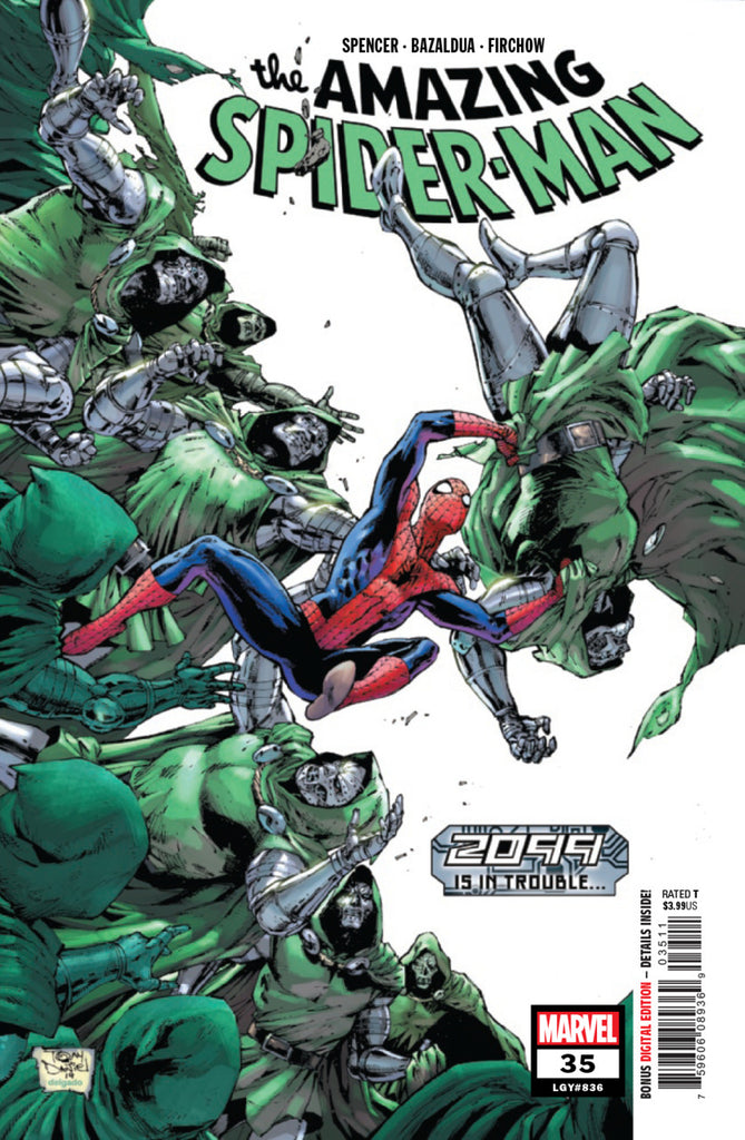 Amazing Spider-Man (2018 series) #35 (Regular Cover - Tony Daniel)