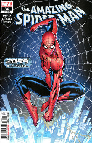 Amazing Spider-Man (2018 series) #36 (Regular Cover - Tony Daniel)