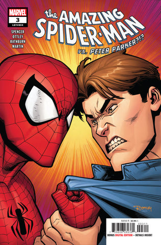 Amazing Spider-Man (2018 series) #3 (Regular Cover - Ryan Ottley)
