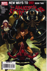Spider-Man (1999 series) #568-573 [SET] — New Ways to Die (V)
