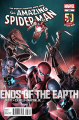 Spider-Man (1999 series) #682 (A Multi-Title Crossover) [SET] — Ends of the Earth