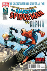 Spider-Man (1999 series) #692-694 [SET] — Alpha