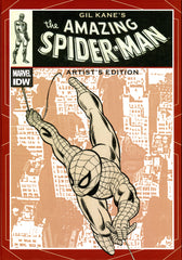 "Amazing Spider-Man ""Gil Kane Artist Edition"" Hardcover (2013) First Printing"