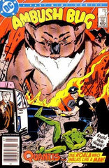 Ambush Bug (1985 mini-series) #1-4 + Stocking Stuffer [SET] — Volume 01: In a Mag of His Own
